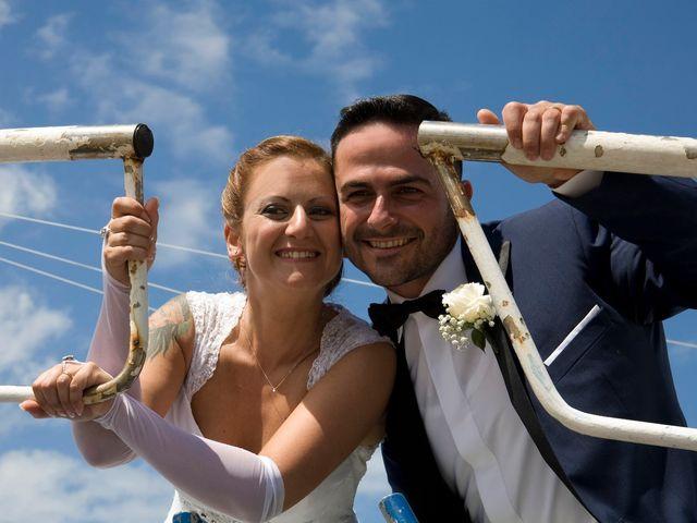 Il matrimonio di Paolo e Valentina a Pescara, Pescara 42