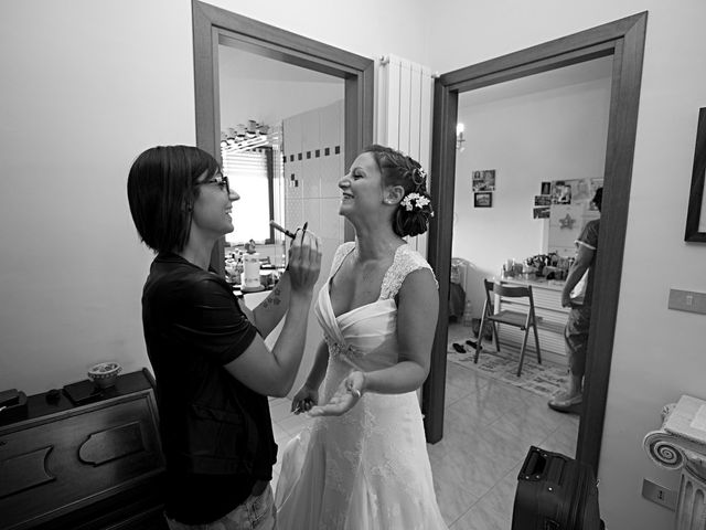 Il matrimonio di Paolo e Valentina a Pescara, Pescara 49