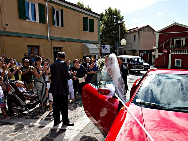 Il matrimonio di Paolo e Valentina a Pescara, Pescara 51