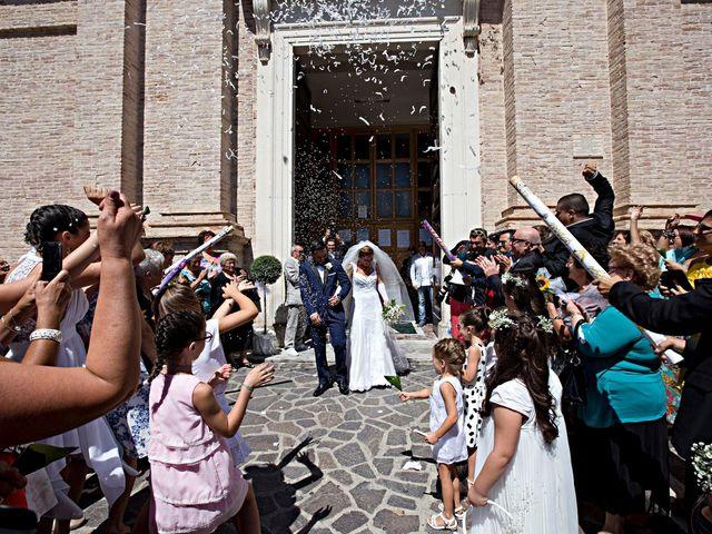 Il matrimonio di Paolo e Valentina a Pescara, Pescara 55