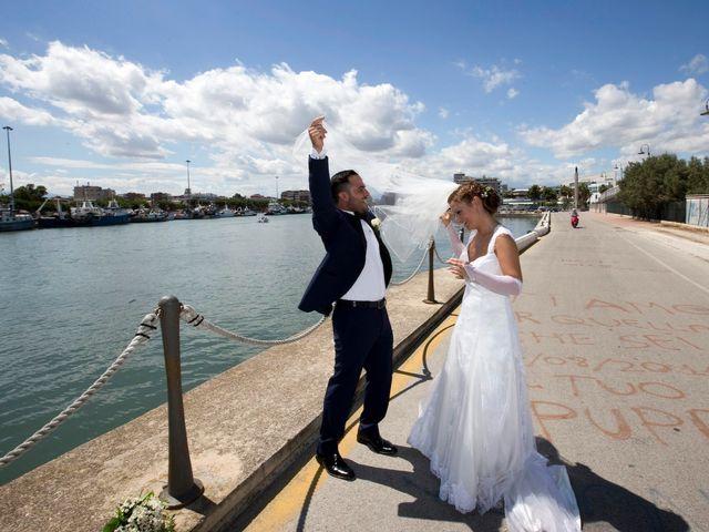 Il matrimonio di Paolo e Valentina a Pescara, Pescara 57