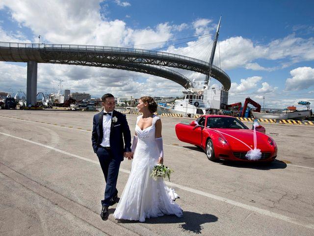 Il matrimonio di Paolo e Valentina a Pescara, Pescara 58
