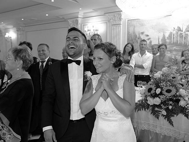 Il matrimonio di Paolo e Valentina a Pescara, Pescara 74
