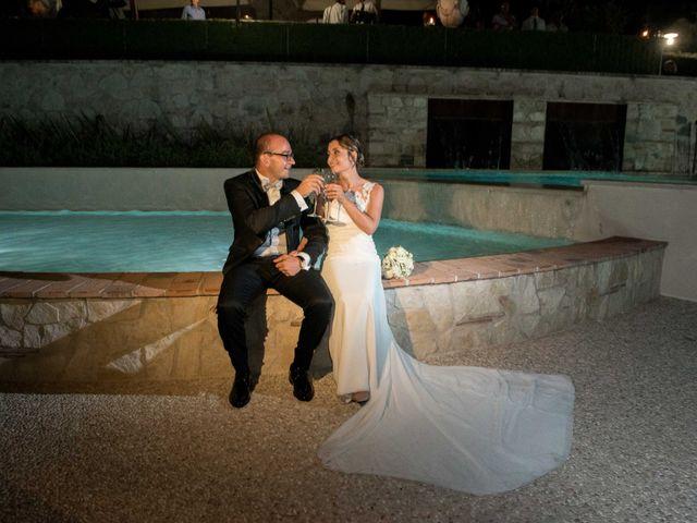 Il matrimonio di Alessio e Erika a Stimigliano, Rieti 16