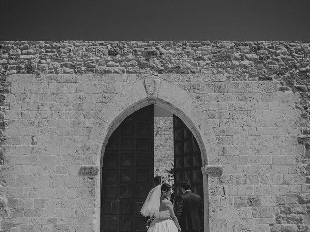 Il matrimonio di Cosimo Spadavecchia e Ester Spezzacatena  a Molfetta, Bari 2
