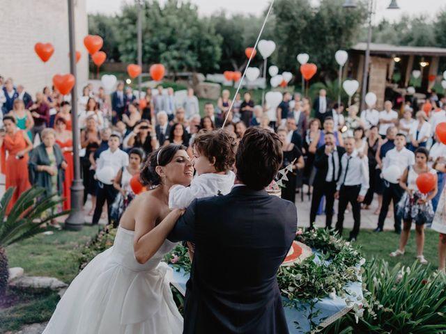 Il matrimonio di Cosimo Spadavecchia e Ester Spezzacatena  a Molfetta, Bari 9