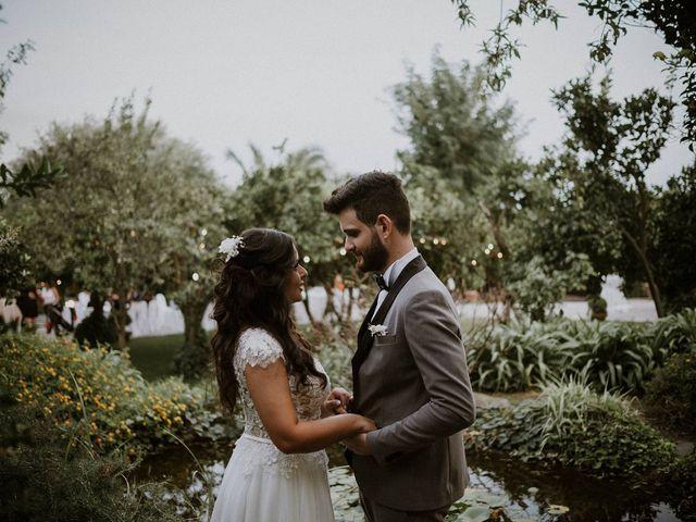 le nozze di Luisana e Stefano