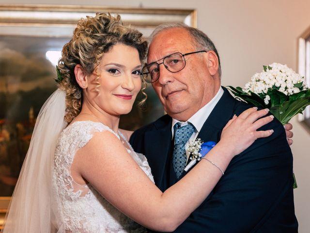 Il matrimonio di Mirko e Maria Lucia a Galatina, Lecce 13