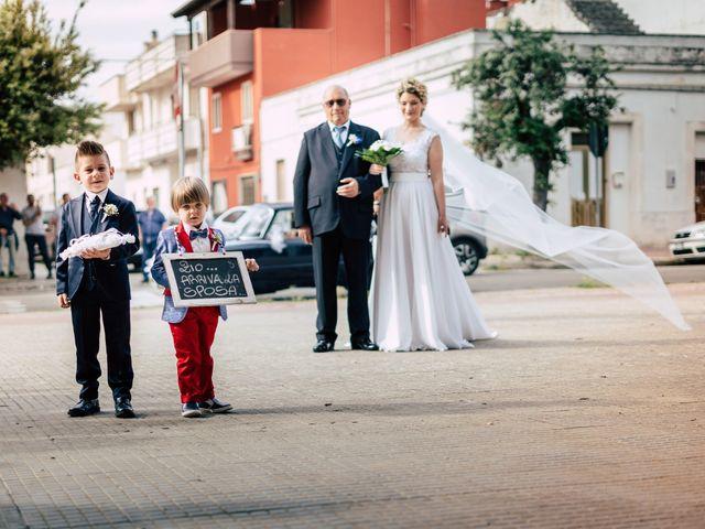 Il matrimonio di Mirko e Maria Lucia a Galatina, Lecce 16