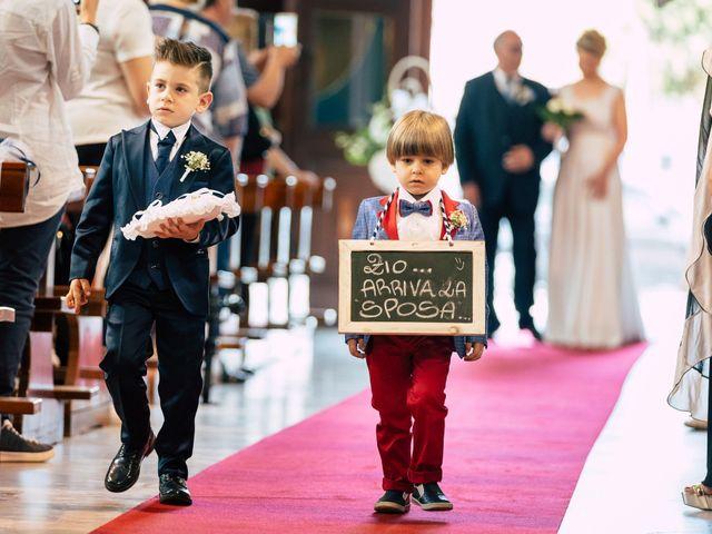 Il matrimonio di Mirko e Maria Lucia a Galatina, Lecce 18