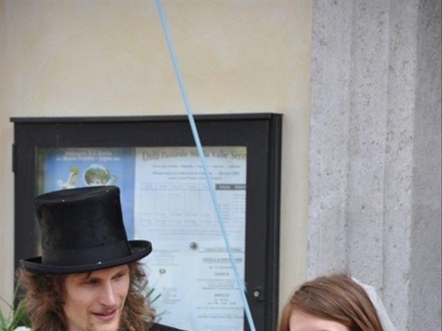 Il matrimonio di Matteo e Eleonora  a Serina, Bergamo 6