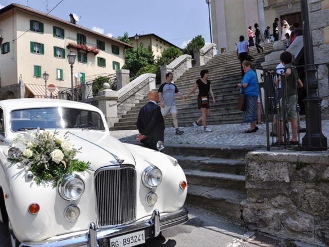 Il matrimonio di Matteo e Eleonora  a Serina, Bergamo 7