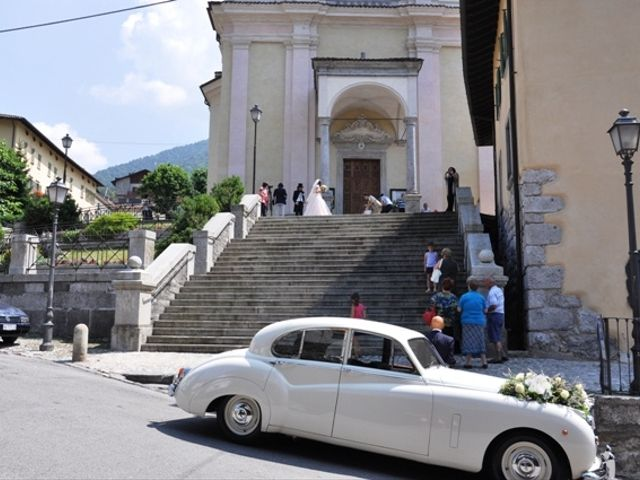 Il matrimonio di Matteo e Eleonora  a Serina, Bergamo 8