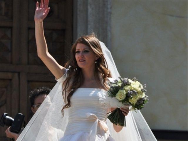 Il matrimonio di Matteo e Eleonora  a Serina, Bergamo 9