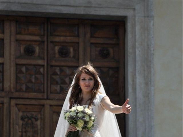 Il matrimonio di Matteo e Eleonora  a Serina, Bergamo 10