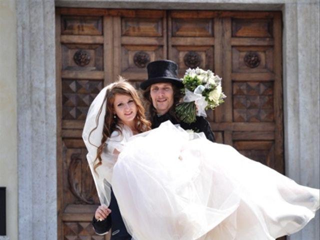 Il matrimonio di Matteo e Eleonora  a Serina, Bergamo 12