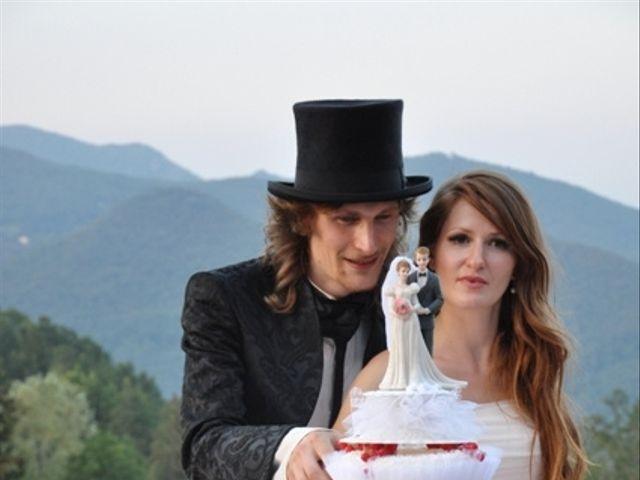 Il matrimonio di Matteo e Eleonora  a Serina, Bergamo 14