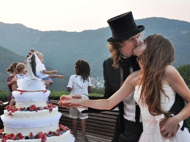 Il matrimonio di Matteo e Eleonora  a Serina, Bergamo 15