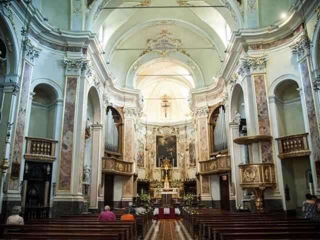 Il matrimonio di Matteo e Eleonora  a Serina, Bergamo 25
