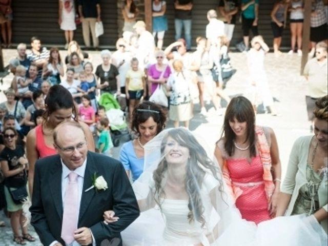 Il matrimonio di Matteo e Eleonora  a Serina, Bergamo 28