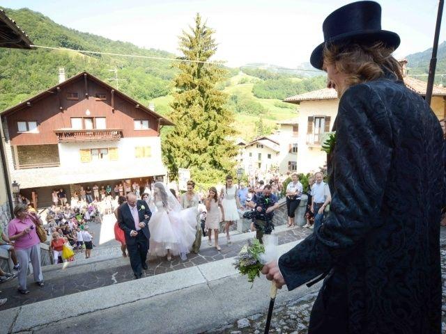 Il matrimonio di Matteo e Eleonora  a Serina, Bergamo 31