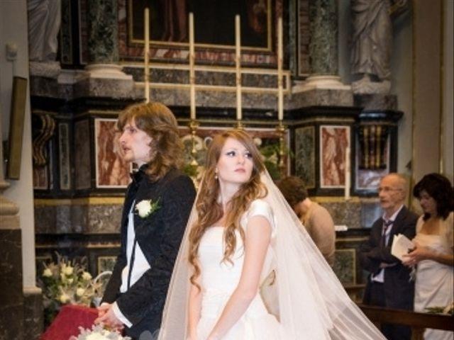 Il matrimonio di Matteo e Eleonora  a Serina, Bergamo 32