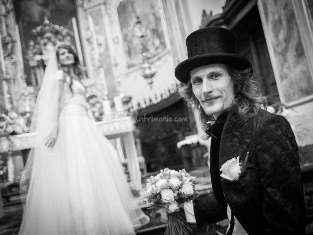 Il matrimonio di Matteo e Eleonora  a Serina, Bergamo 34