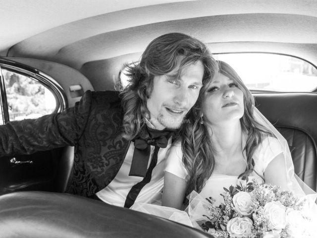 Il matrimonio di Matteo e Eleonora  a Serina, Bergamo 37