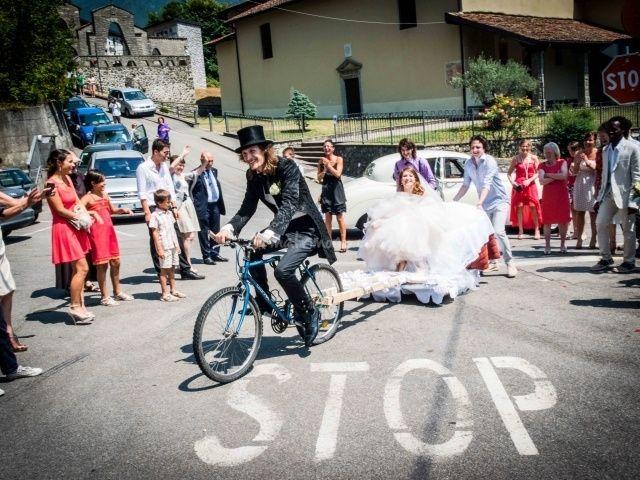 Il matrimonio di Matteo e Eleonora  a Serina, Bergamo 40
