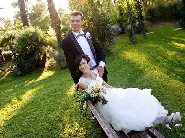 le nozze di Francesca e Arturo