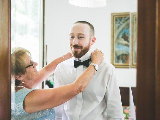 Il matrimonio di Andrea e Alice a Besana in Brianza, Monza e Brianza 8