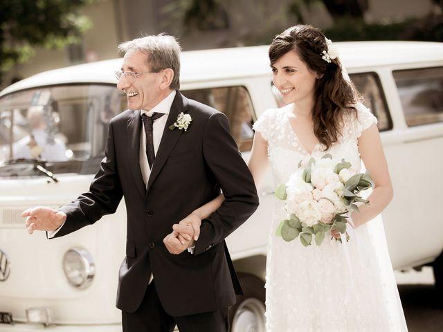 Il matrimonio di Andrea e Alice a Besana in Brianza, Monza e Brianza 22