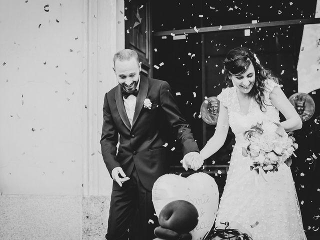 Il matrimonio di Andrea e Alice a Besana in Brianza, Monza e Brianza 33