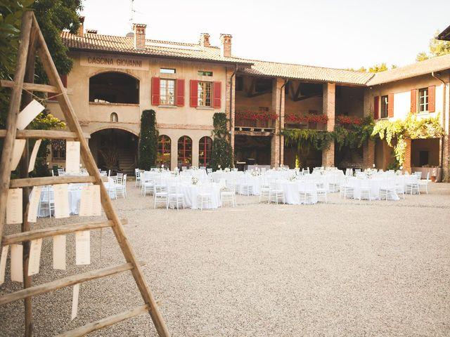 Il matrimonio di Andrea e Alice a Besana in Brianza, Monza e Brianza 35