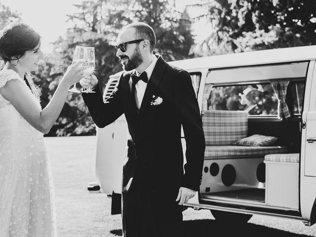 Il matrimonio di Andrea e Alice a Besana in Brianza, Monza e Brianza 40