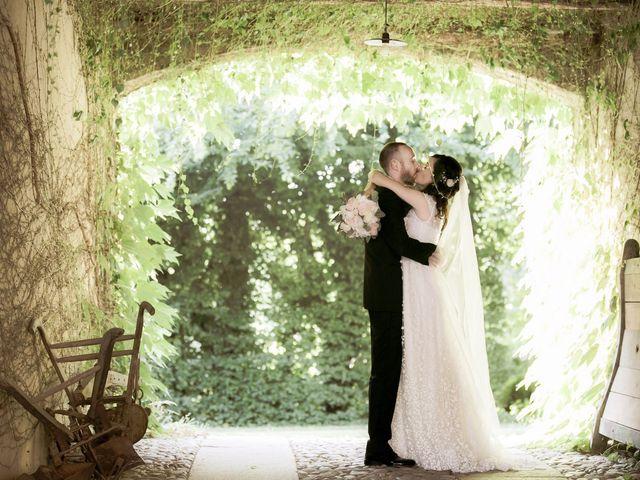 Il matrimonio di Andrea e Alice a Besana in Brianza, Monza e Brianza 42