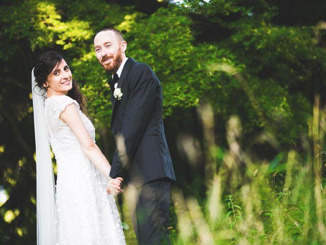 Il matrimonio di Andrea e Alice a Besana in Brianza, Monza e Brianza 46