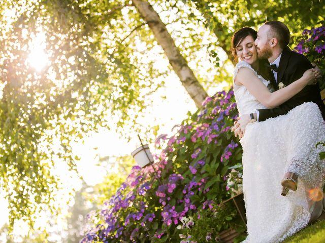 Il matrimonio di Andrea e Alice a Besana in Brianza, Monza e Brianza 47