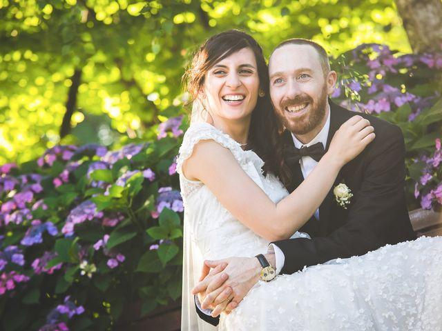 Il matrimonio di Andrea e Alice a Besana in Brianza, Monza e Brianza 48