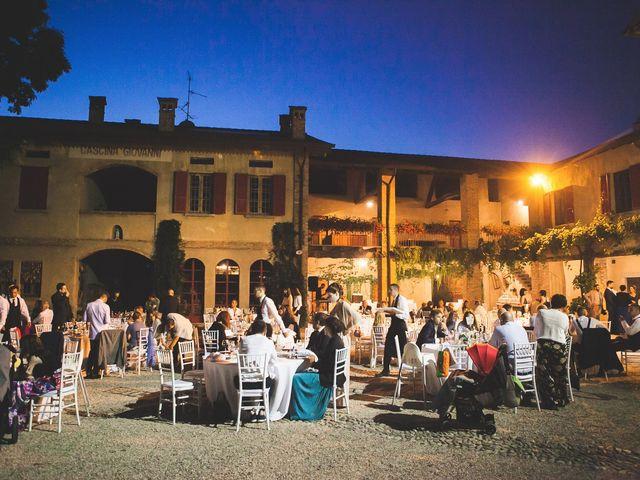 Il matrimonio di Andrea e Alice a Besana in Brianza, Monza e Brianza 51