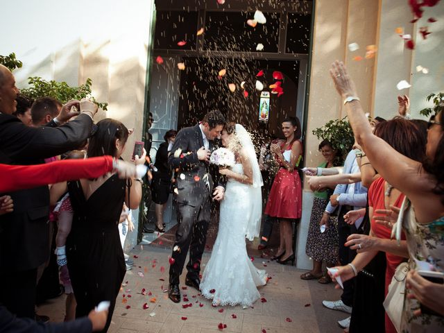 Le nozze di Giuseppe e Laura