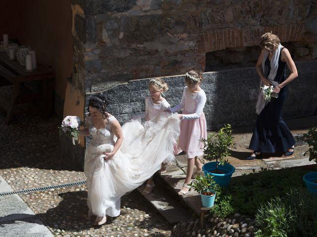 Il matrimonio di Constantin e Gitta a Invorio, Novara 1