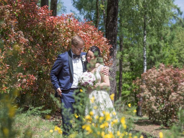 Il matrimonio di Constantin e Gitta a Invorio, Novara 6