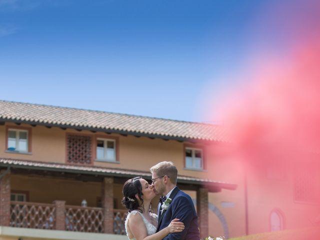 Il matrimonio di Constantin e Gitta a Invorio, Novara 8