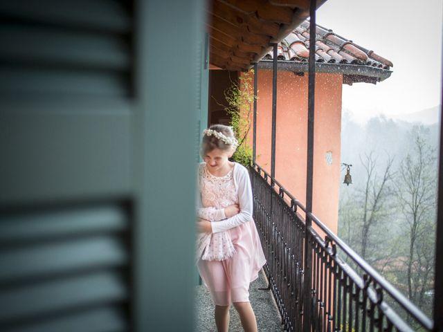 Il matrimonio di Constantin e Gitta a Invorio, Novara 14