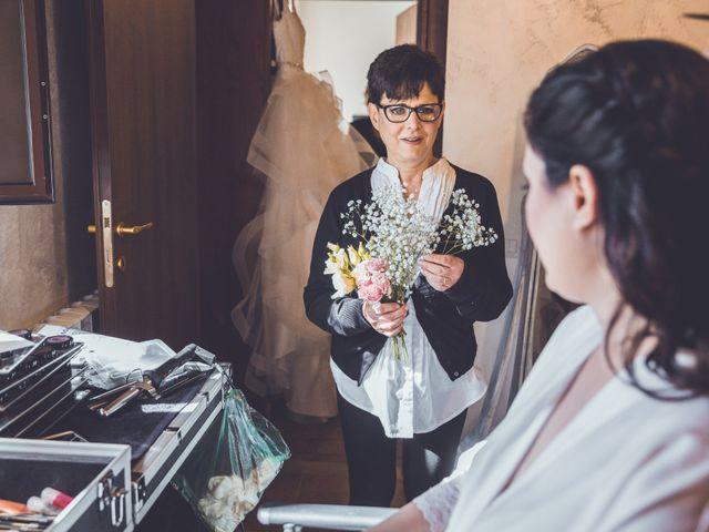Il matrimonio di Alessandro e Alessia a Sermoneta, Latina 6