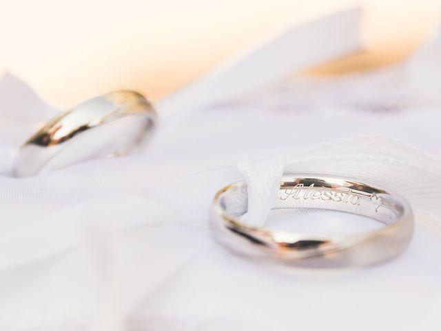 Il matrimonio di Alessandro e Alessia a Sermoneta, Latina 15