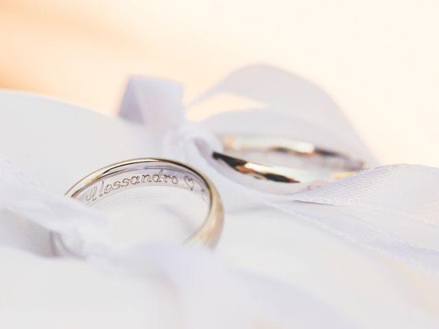 Il matrimonio di Alessandro e Alessia a Sermoneta, Latina 16