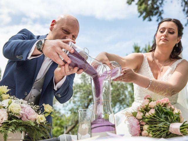 Il matrimonio di Alessandro e Alessia a Sermoneta, Latina 1