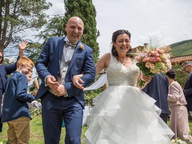 Il matrimonio di Alessandro e Alessia a Sermoneta, Latina 24